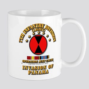 Just Cause - 7th Infantry Division w Sv Mug