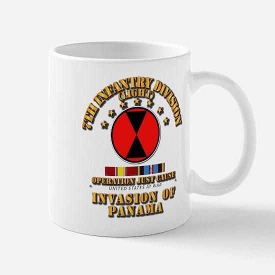 Just Cause - 7th Infantry Division w Sv Mug