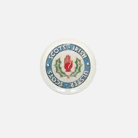 Unique Ulster scot Mini Button