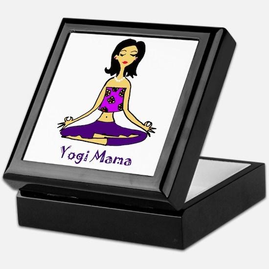 Yogi Mama Keepsake Box