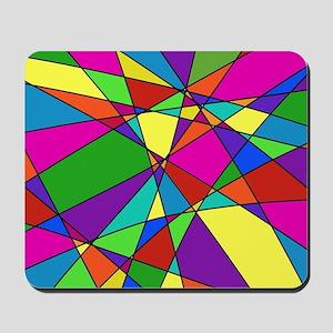 Geometric Chaos Mousepad