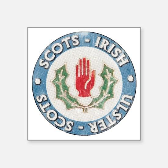 Scots-Irish / Ulster-Scots logo Sticker