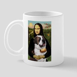 Mona / Saint Bernard Mug