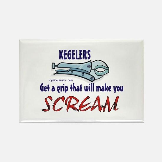 Kegelers Rectangle Magnet