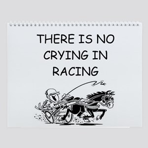 Harness Racing Wall Calendar