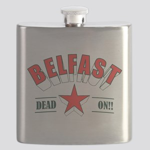 Belfast - Dead On! Flask