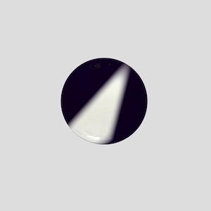 Bright Spotlight Mini Button