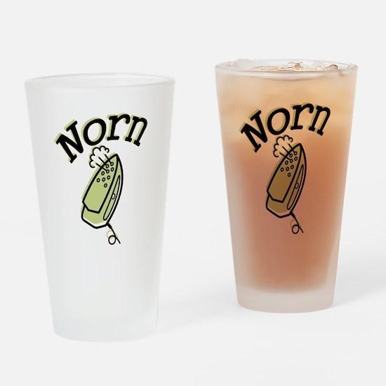 NironTeeBigtrans.png Drinking Glass