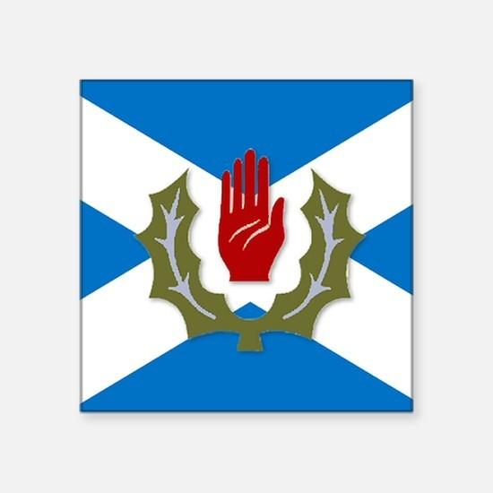 ulster-scots flag Sticker