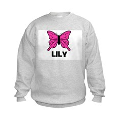 Butterfly - Lily Sweatshirt