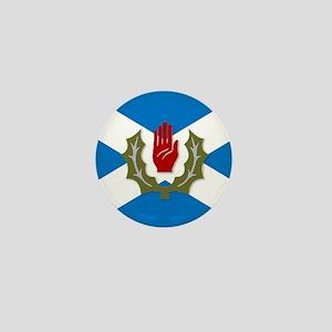 Ulster-Scots / Scots-Irish flag Mini Button