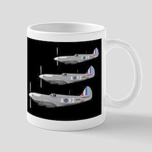 Fighters On Patrol Mugs