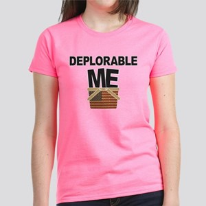 Deplorable Me Women's Dark T-Shirt