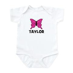 Butterfly - Taylor Infant Bodysuit