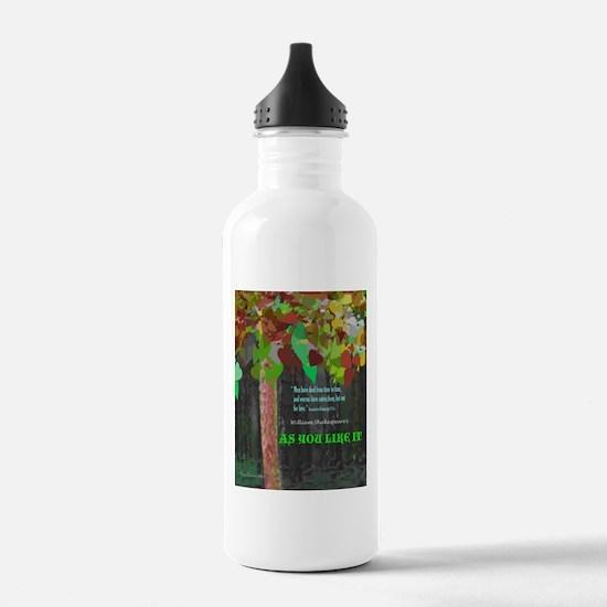 As You Like It Water Bottle