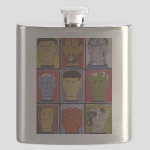 Infinite Diversity In Infinite Combinations Flask