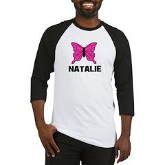 Butterfly - Natalie Baseball Jersey