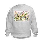 Star Dancer Kids Sweatshirt