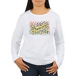 Star Dancer Women's Long Sleeve T-Shirt