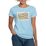Star Dancer Women's Light T-Shirt