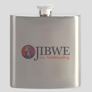 Ojibwe Flask