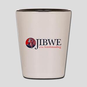 Ojibwe Shot Glass