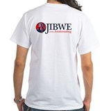Chippewa Mens Classic White T-Shirts