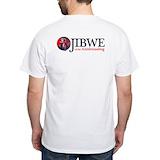 Chippewa Mens Classic White T-Shirts