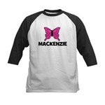 Butterly - Mackenzie Kids Baseball Jersey