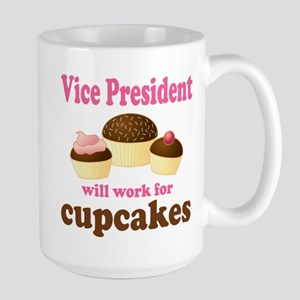 Funny Vice President Mugs