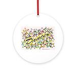 Star Dancer Ornament (Round)