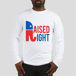 Raised Right Conservat Long Sleeve T-Shirt