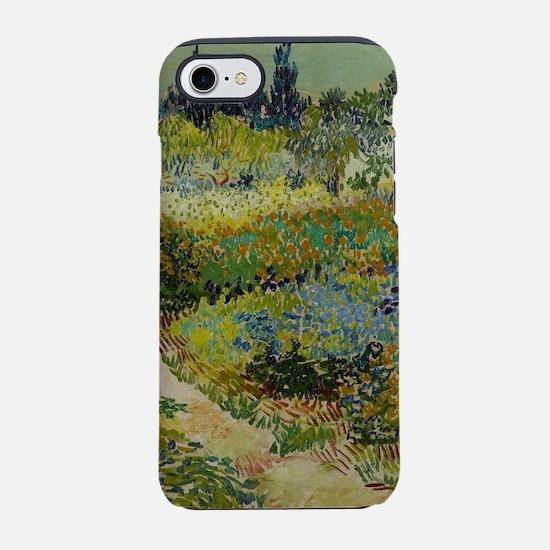 Garden at Arles - Van Gogh iPhone 8/7 Tough Case