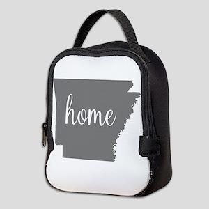 Arkansas Home Neoprene Lunch Bag