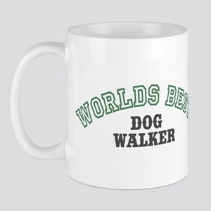 Worlds Best Dog Walker Mug