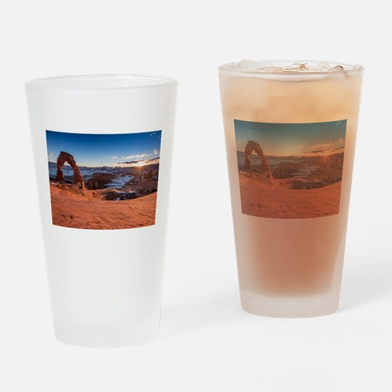 Unique Moab Drinking Glass