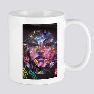 Psychedelic Psychic Mural Mugs