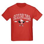 Kids Dark T-Shirt - Red Or Black