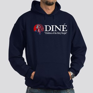 Dine (Navajo) Hoodie