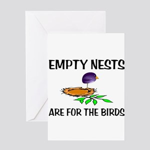 EMPTY NEST Greeting Cards