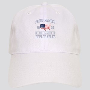 Basket of Deplorables Cap