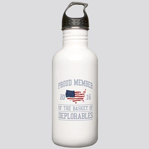 Basket of Deplorables Stainless Water Bottle 1.0L