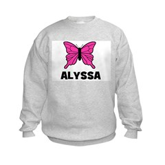 Butterfly - Alyssa Sweatshirt