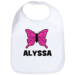 Butterfly - Alyssa Bib