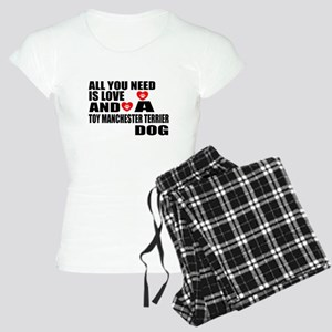 All You Need Is Love Toy Ma Women's Light Pajamas
