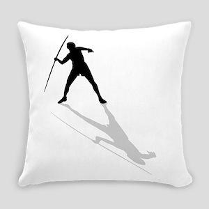 Javelin Thrower Everyday Pillow