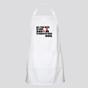 All You Need Is Love Toy Manchester Te Light Apron