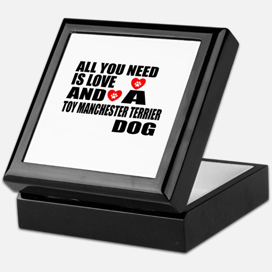 All You Need Is Love Toy Manchester T Keepsake Box