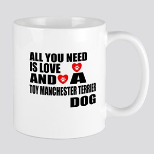 All You Need Is Love Toy Manches 11 oz Ceramic Mug