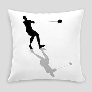 Hammer Throw Everyday Pillow